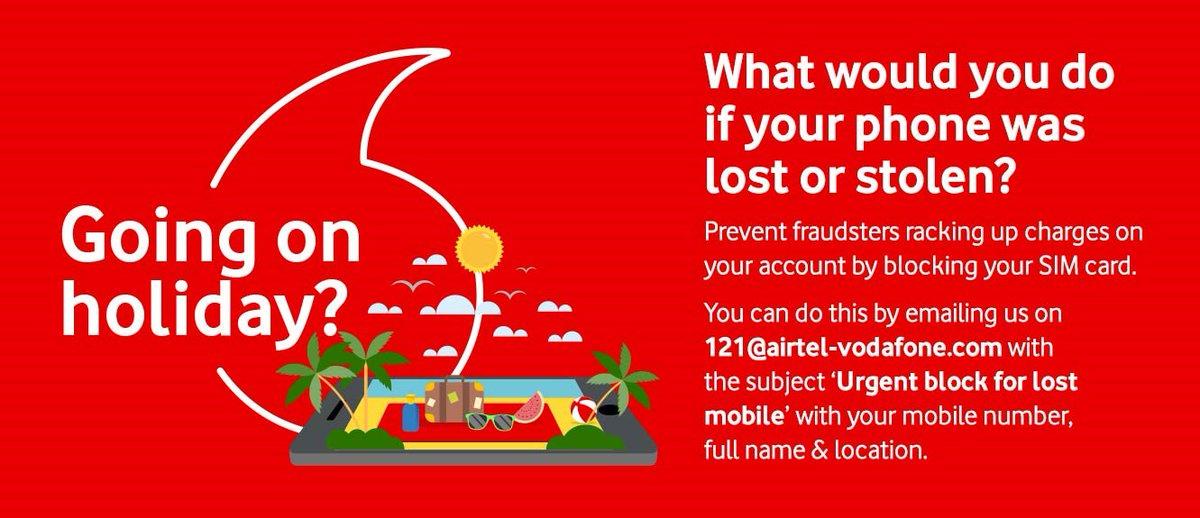 Airtel-Vodafone on Twitter: