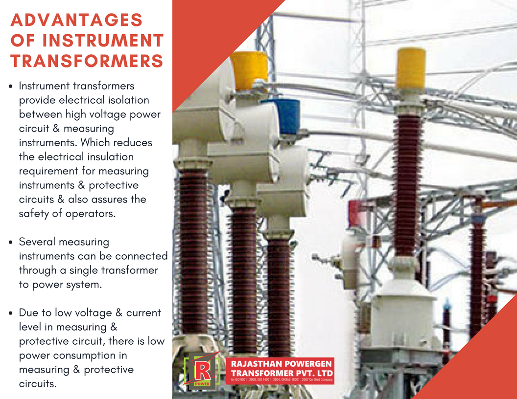Rajasthan Powergen On Twitter Instrument Transformers Provide How To Measure Power In A Circuit 1030 Pm 5 Jun 2018