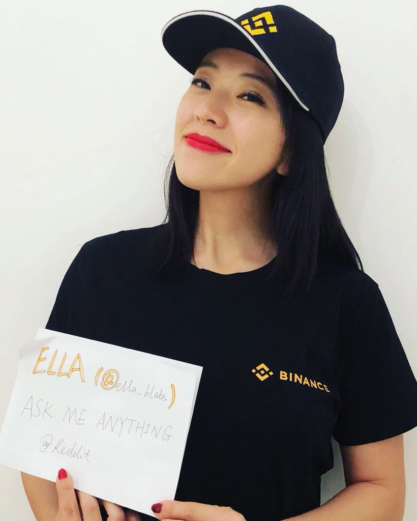 Binance ecosystem use the