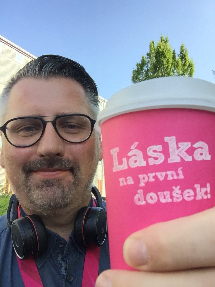Jan Loves Magenta On Twitter Good Morning Great News In Czech