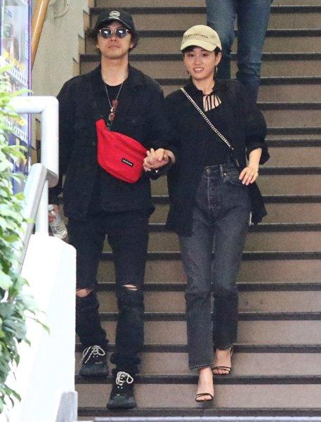 熱愛報道】女優・前田敦子(26)と俳優・勝地涼(31)のラブラブデート ...
