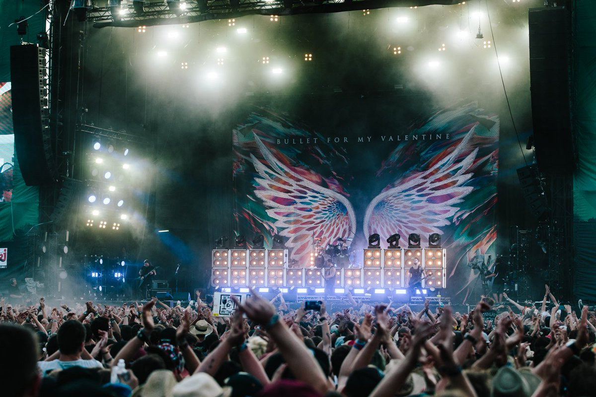 Bfmv On Twitter What A Weekend Rockamring And Rockimpark Com