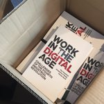 "Image for the Tweet beginning: BOOK IS OUT: ""Work in"