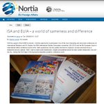 From #ISA2018 to #EUIA18 - read my impressions of attending these conferences with the support of @Nortia_eu : https://t.co/cyNv1LDJsc Thank you @heidi_maurer !