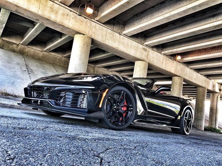 Corvette Zr1 0 60 >> Bergstrom Automotive On Twitter Packing 755 Horsepower