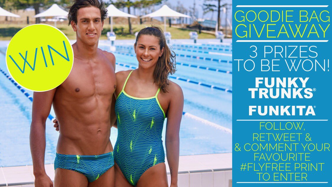 585d87cfc71 Follow, Retweet & Comment your fave #FlyFree @funkitauk @funkytrunksuk print  to enter | Ts&Cs apply click here for details > ...
