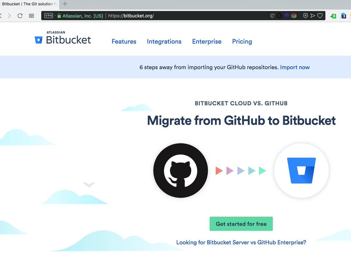 bitbucketmigration hashtag on Twitter