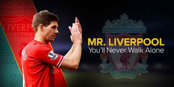 "Happy Birthday""Steven Gerrard\"""