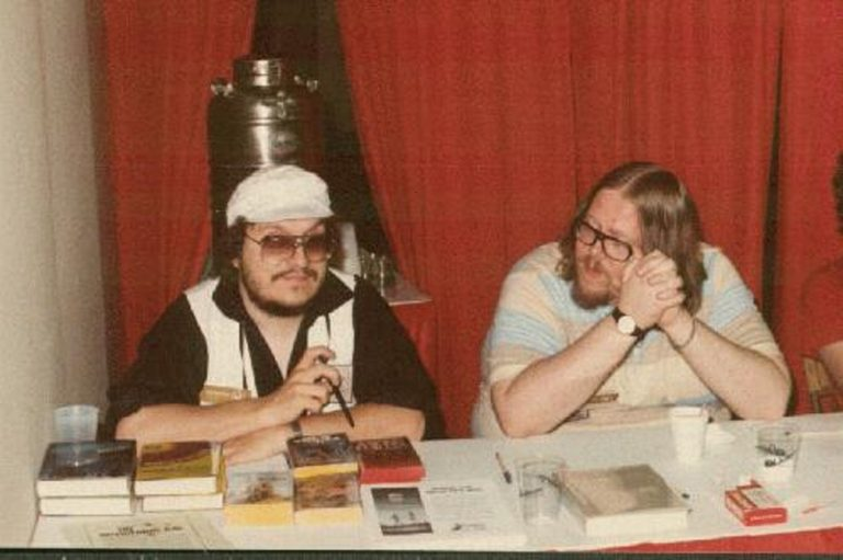Gardner Dozois died on Sunday. Gardner and I go back a long way. ow.ly/pd1430kf5jO A couple of years ago at Capclave, Gardner and I and Howard Waldrop did a panel that was really just the three of us telling stories. ow.ly/YMc730kf5lp