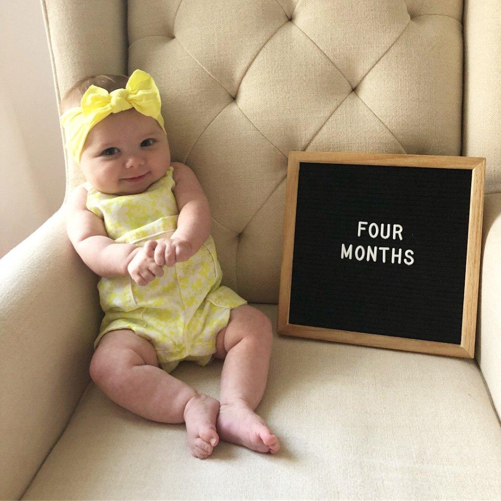 Hazel: four monthsold https://brookehamiltonblog.wordpress.com/2018/05/29/hazel-four-months-old/…