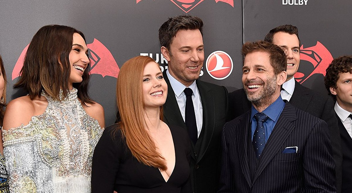 New editorial: The conversation about Zack Snyder needs to change. Read here: http://comicbookconvos.blogspot.com/2018/05/zack-snyder-conversation-needs-to-change.html… #DCEU