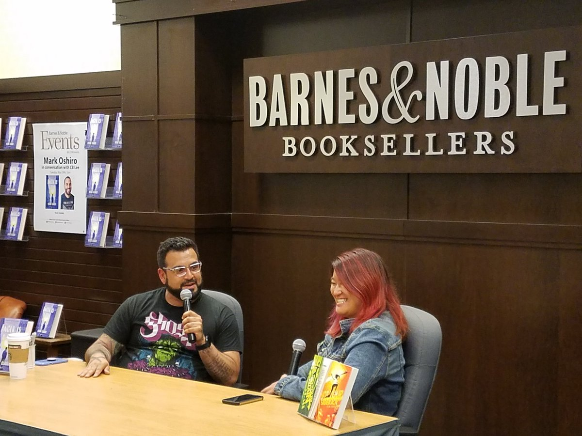 Barnes Noble Events The Grove On Twitter Happening Now Mark