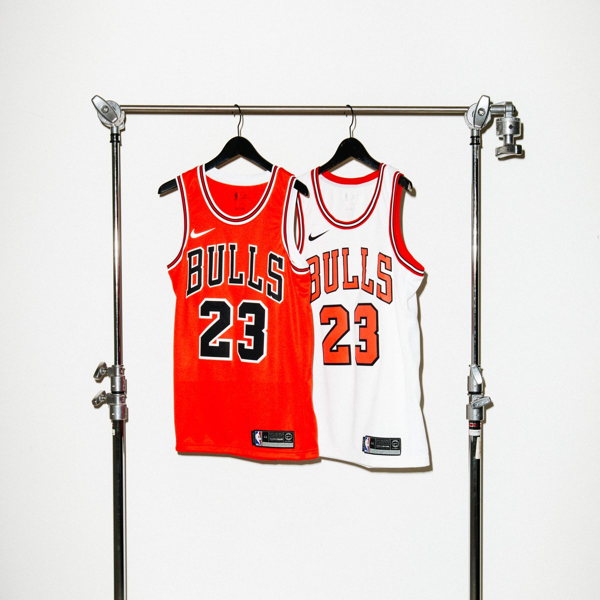 Michael Jordan Nike NBA Swingman Jersey Home and Away    Available Thursday  5 31 at Undefeated La Brea 8c902d673