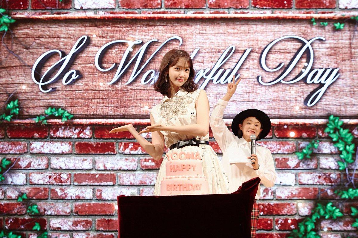 여러분과 함께해 더욱 행복했던 'YOONA FANMEETING TOUR, So Wonderful Day #Story_1' 서울 팬미팅! 앞으로도 여러 도시에서 이어질 윤아와의 만남, 기다려주세요💖  #GirlsGeneration #소녀시대 #YOONA #윤아  #SoWonderfulDay_Story_1