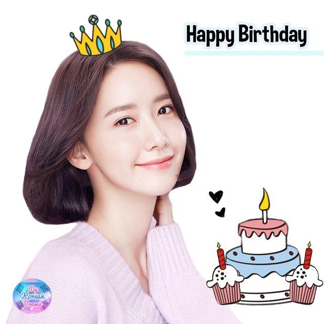 Happy birthday Im Yoona