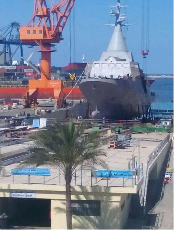 كورفيتات Gowind 2500 لصالح البحرية المصرية  - صفحة 2 DeakgMIX4AADxQT