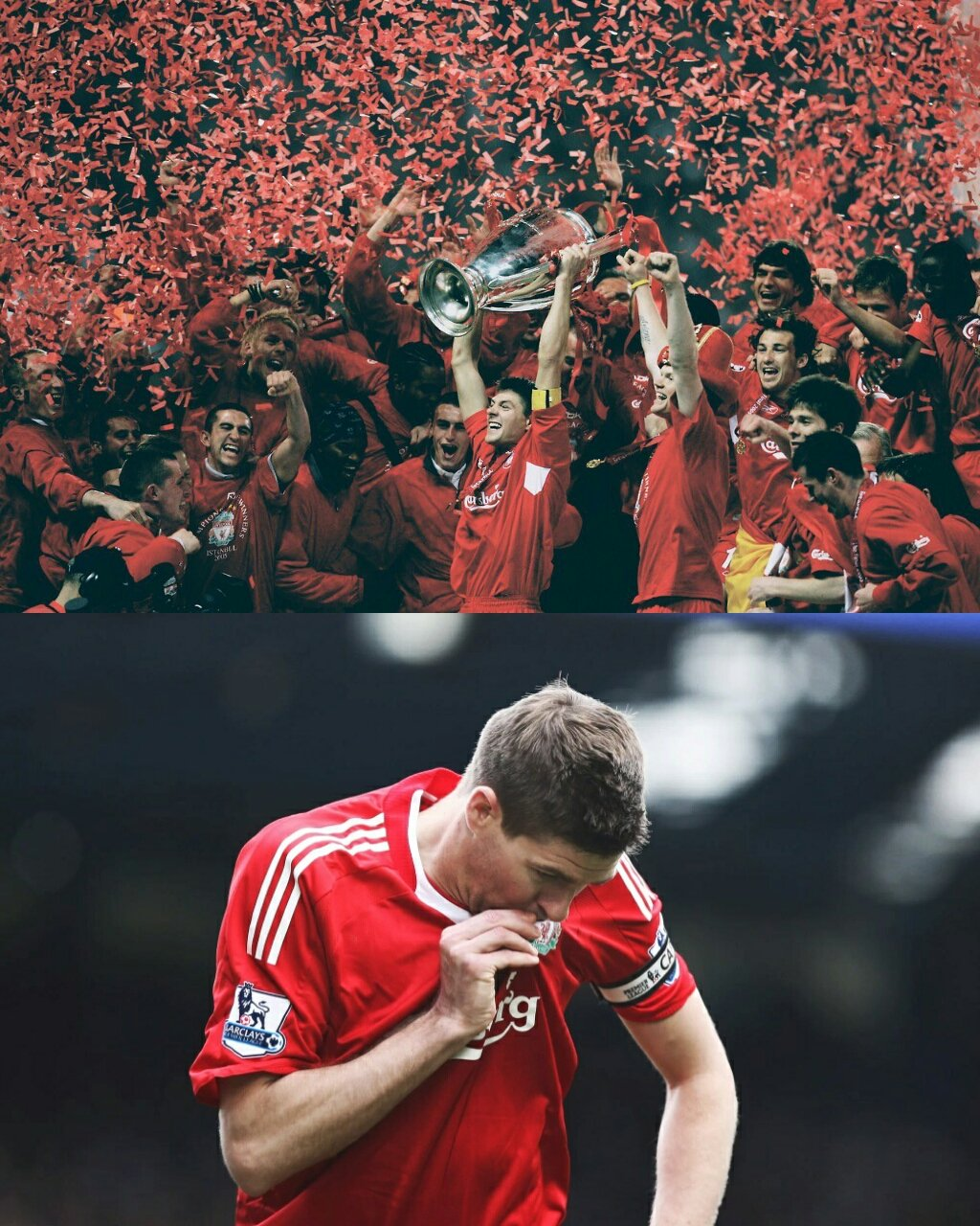 HAPPY BIRTHDAY STEVEN GERRARD