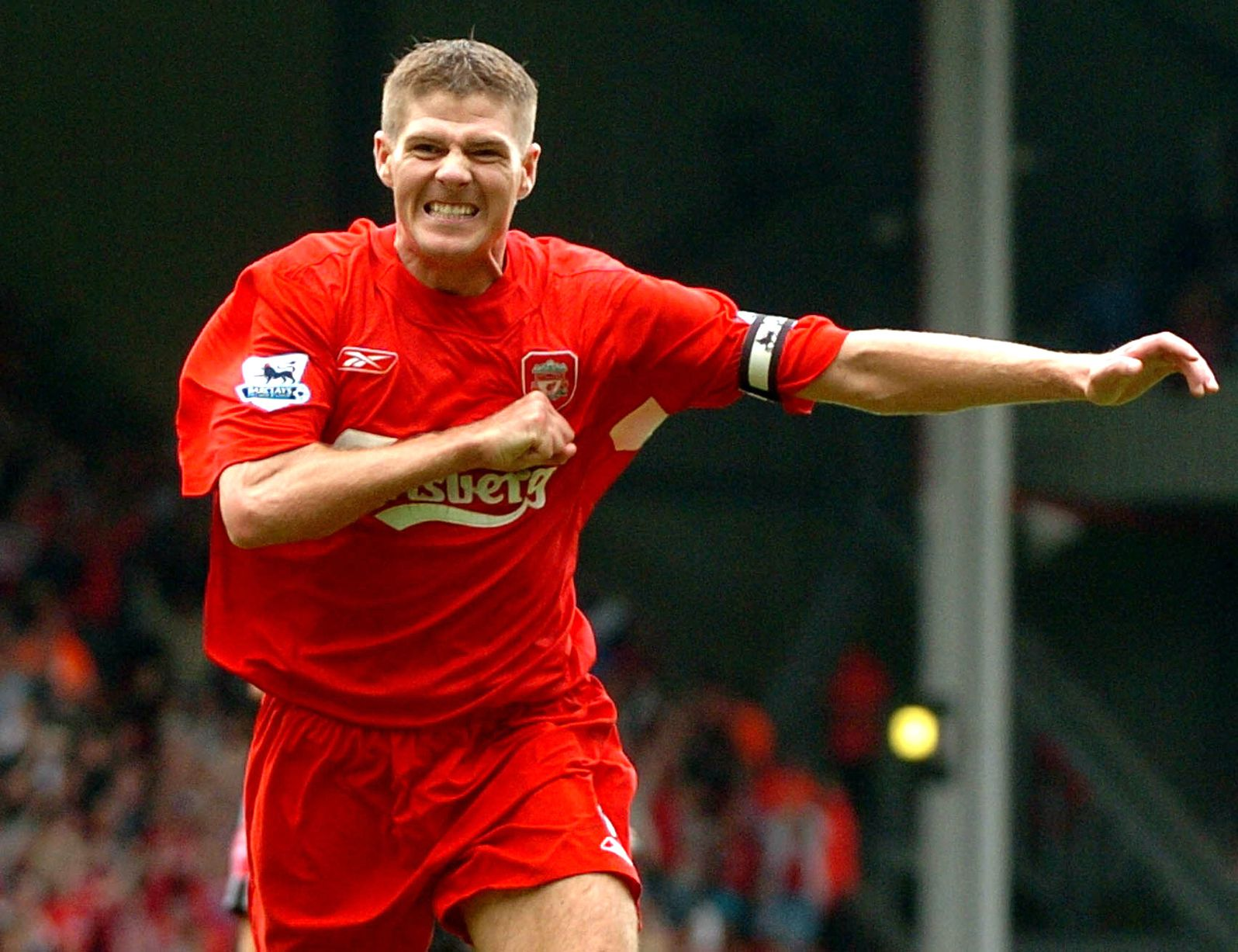 Happy birthday to Liverpool and England legend Steven Gerrard