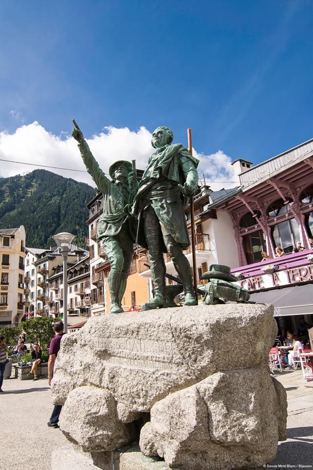 "Savoie Mont Blanc on Twitter: ""Visite express de @Chamonix_France ..."