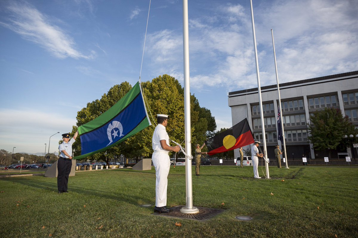 #YourADF is proud to support Reconciliation Week & acknowledge the important contribution of our Indigenous personnel past & present #NRW2018