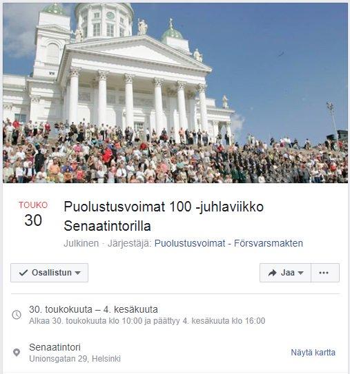 Marko Enqvist On Twitter Puolustusvoimat100 Juhlaviikko