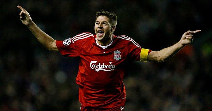 Happy Birthday Steven Gerrard  504 PL Appearances  120 Goals  92 Assists