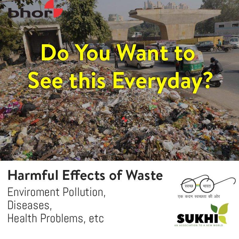 Harmful Effects of Waste? Diseases, Pollution, Health problems Start composting your waste!!!!!! #swachhsurvekshan2018 #swachhbharatabhiyaan #swachhbharatmission #beswachh #foodwaste #organicwaste #composting #wastetocompost #sukhiservices #bhor #kitchenwaste #homewaste pic.twitter.com/SV0D0a9S4E