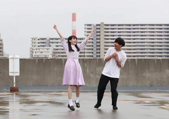 個人PV「SUTERU」のロケ地で監督山岸聖太さんと撮影1