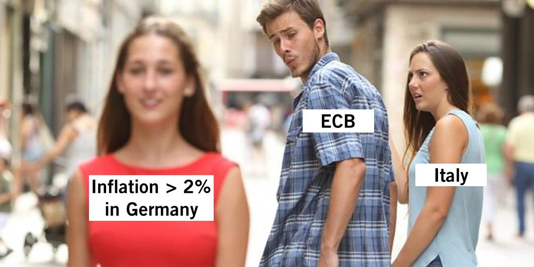 I thought I'd never do this, but there's always an exception. #ECBmeme