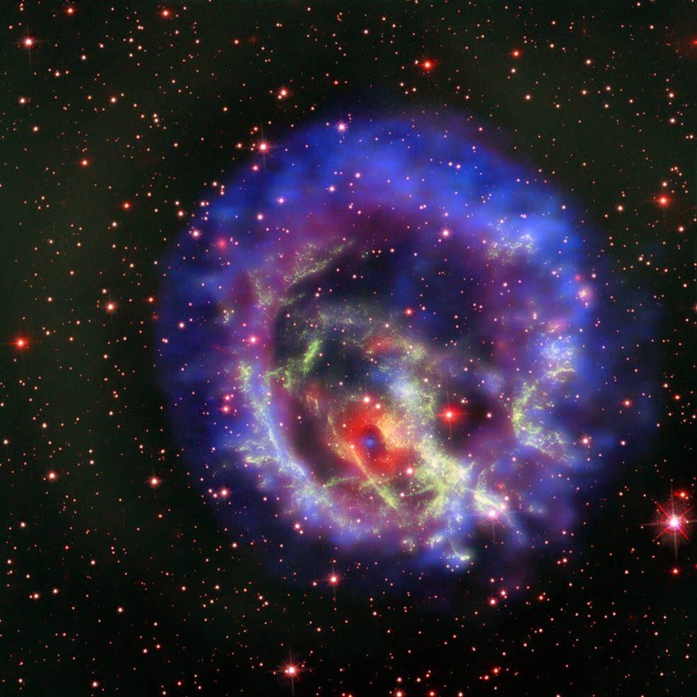 David Fossé On Twitter Une étoile à Neutrons Et Un Reste