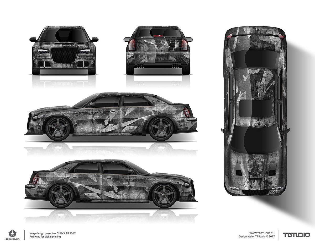 Alexander On Twitter The Approved Dirty Camo Wrap Design For