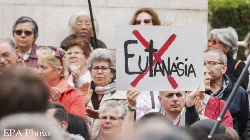 Portugal's parliament rejects proposals to make #euthanasia legal in the country https://t.co/OV9juiDsJQ