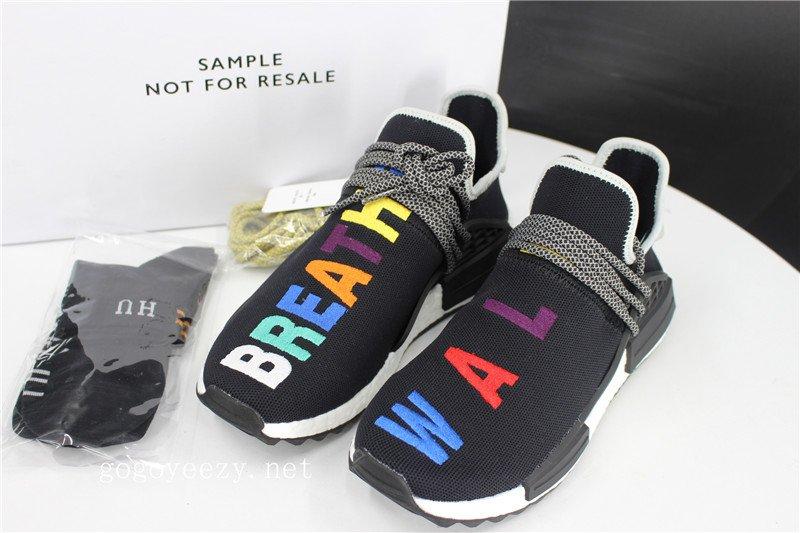 competitive price f02fd 16af3 Pharrell x adidas NMD Human Race Trail Breathe Walk Black 149.99 on  httpwww.gogoyeezy.net Vapormax gucci balenciaga shoes shopping  fashion ...