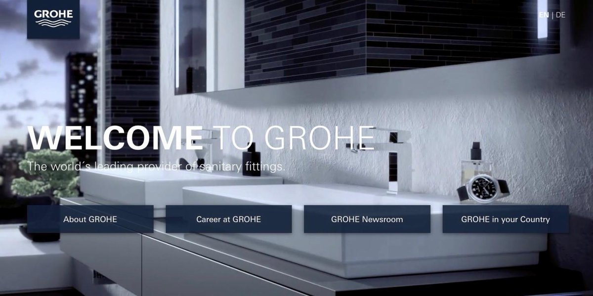 GROHE on Twitter: \