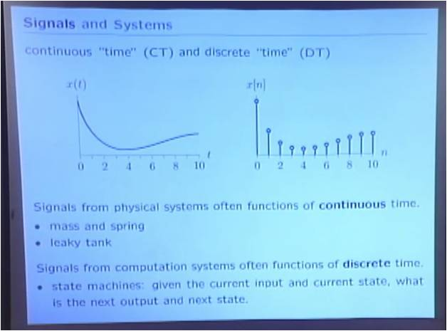 Statistical Methods in
