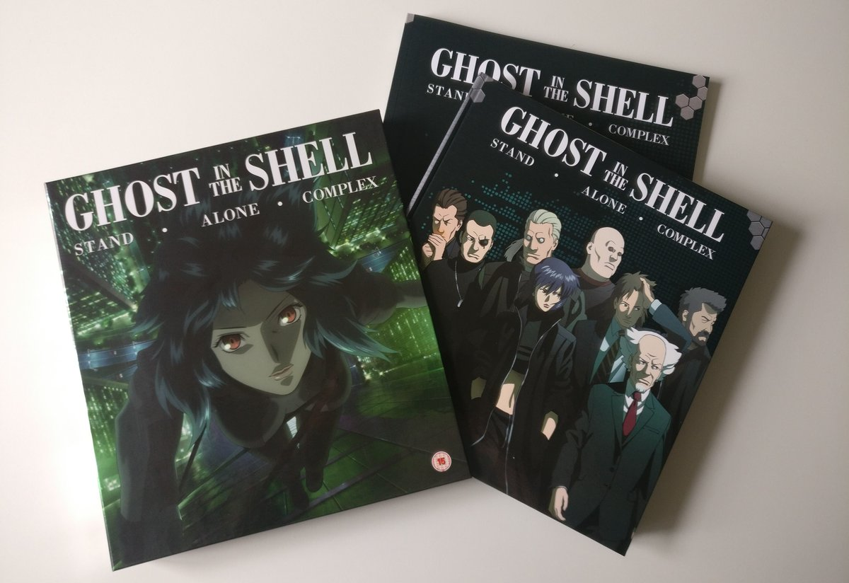 Manga Entertainment On Twitter Win A Copy Of Our Ghost In The Shell Stand Alone Complex Deluxe Edition Blu Ray With Denofgeek Https T Co Zgsj8f9rkb Https T Co 2p7zrmkiqs