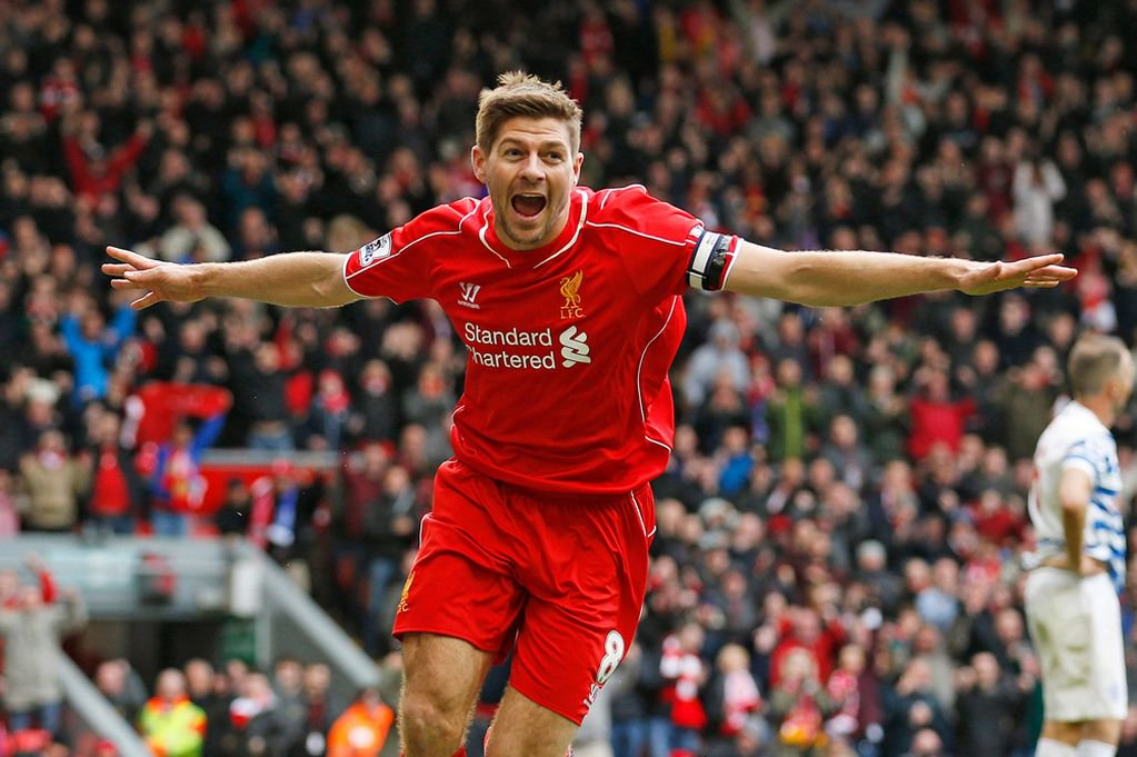Our legend, our icon, our captain... and a Red. Happy birthday Steven Gerrard!