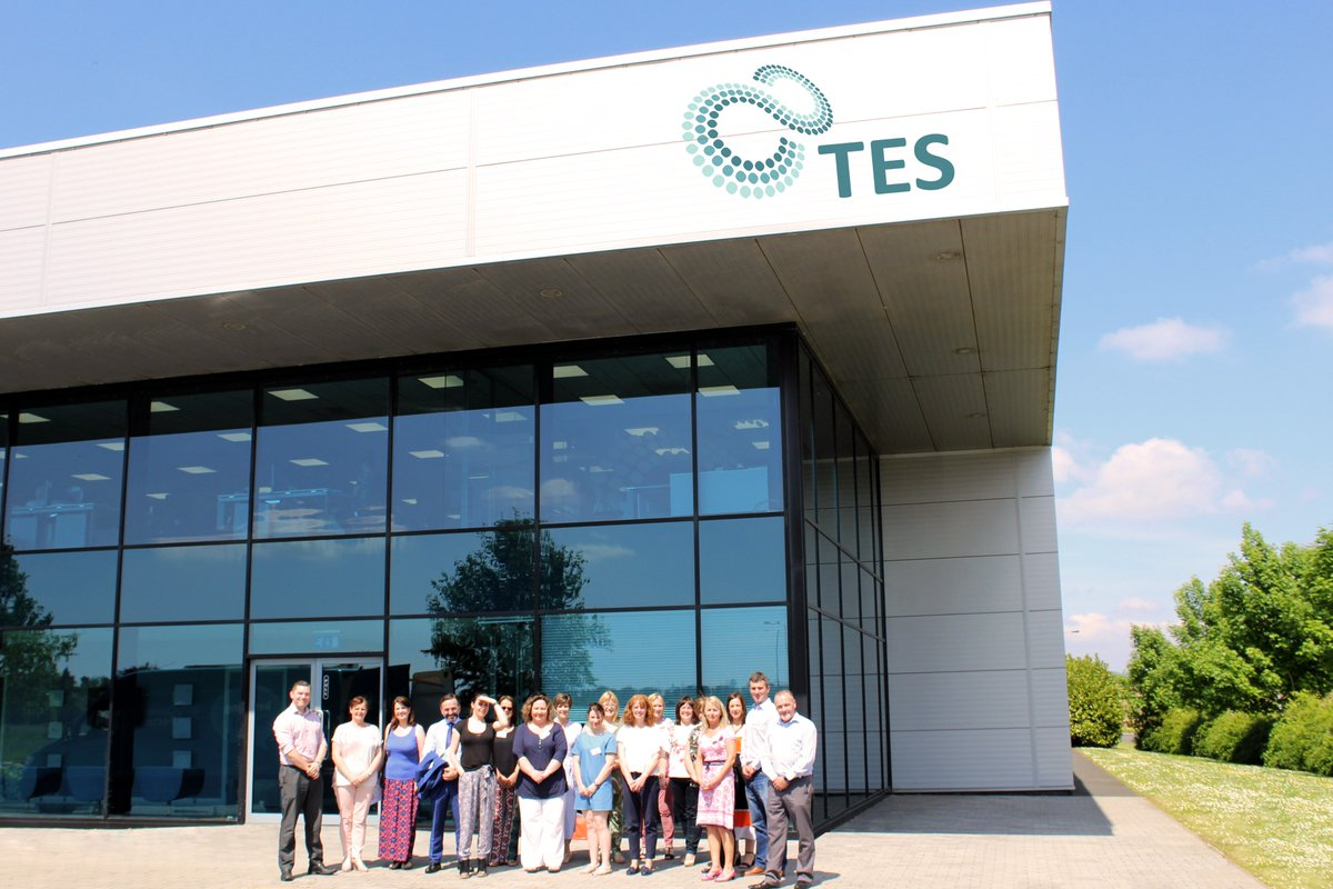 test Twitter Media - Today the NI Schools and Careers Association (NISCA) conference delegates came to visit TES as part of their industry visit to learn more about the career opportunities available in the Engineering sector. https://t.co/th7OeySiuG