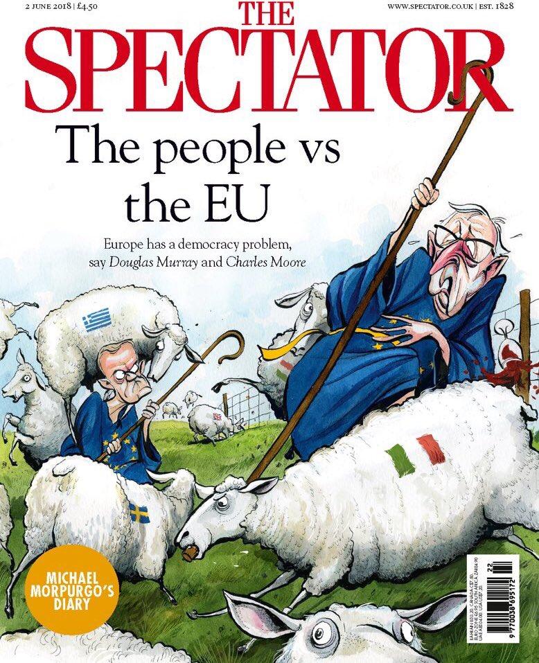 political cartoon on twitter morten morland spectator cover the
