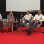 Image for the Tweet beginning: Affärsracet Anderstorp: Experts from @svenaringsliv,