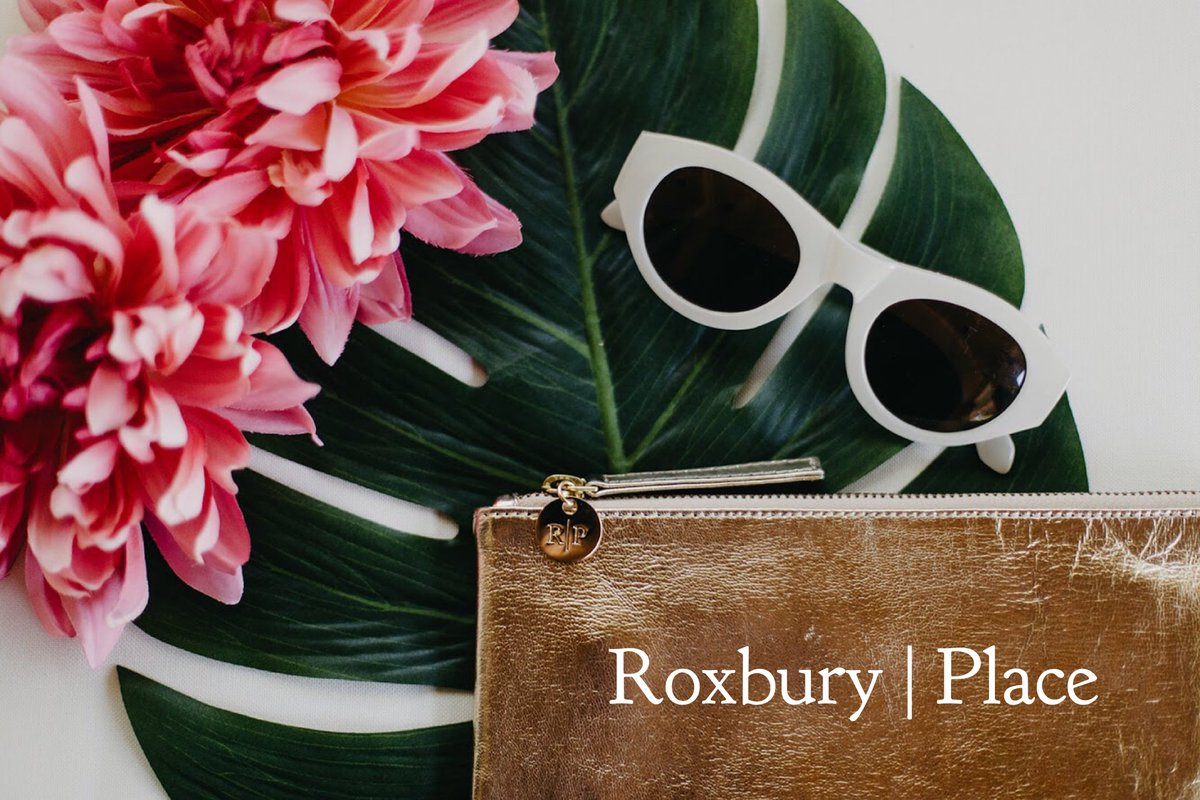 30 Off All Roxbury Place Bags Through Friday With The Code Memorialday S Roxburyplace Pic Twitter Yehmuxukhg