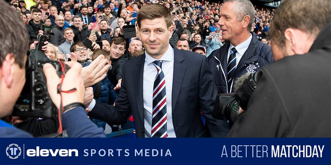 Happy Birthday to manager Steven Gerrard. Are you excited to see him in the Ibrox dugout next season?