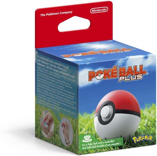 De Poké Ball Plus is nu reeds te reserveren bij @bol_com (€54,99)