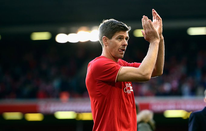 Happy birthday to Liverpool legend Steven Gerrard!