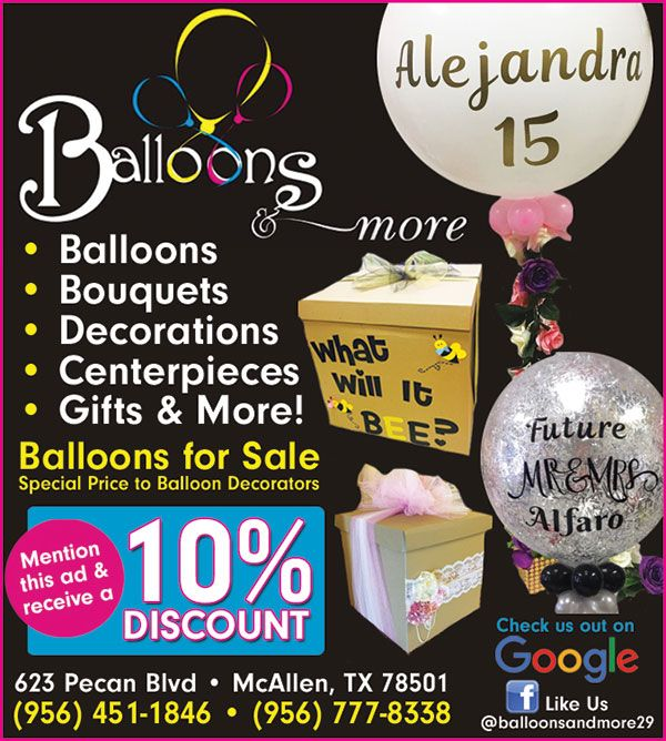 Rgvtots Tweens On Twitter Balloon Party Decor Bouquets