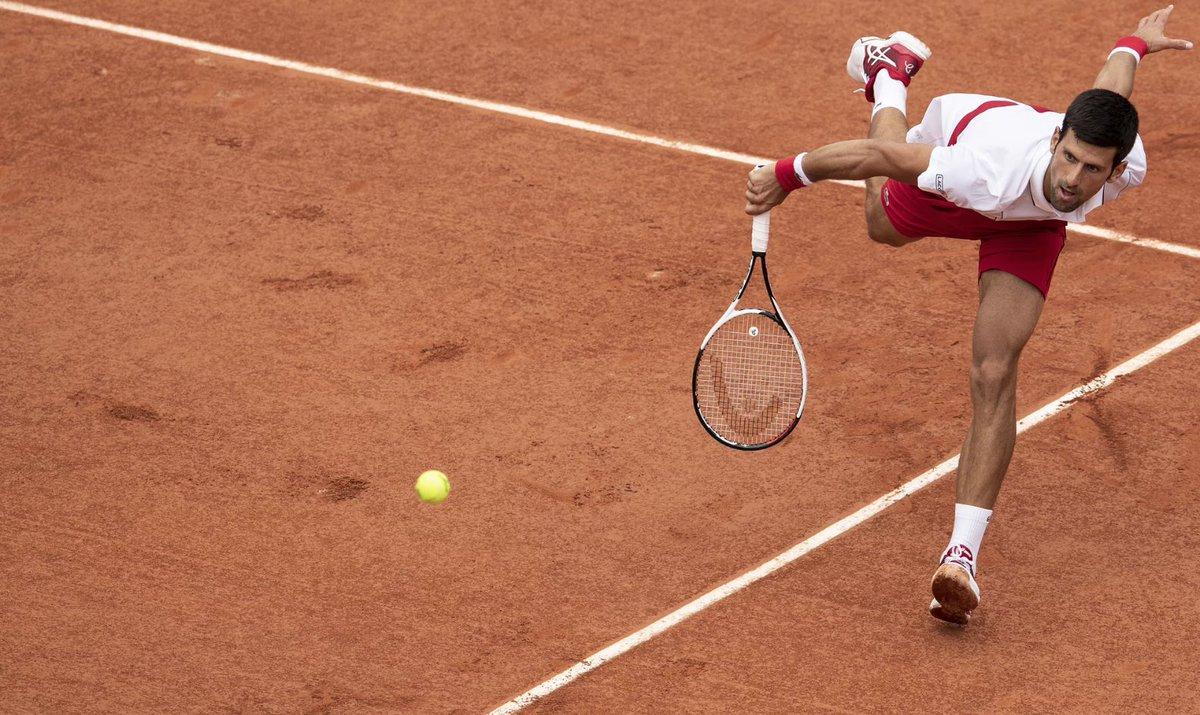 Guardian Sport On Twitter French Open 2018 Day Four Novak Djokovic Has Beaten Jaume Munar 7 6 6 4 6 4 Https T Co Dp4yrbnppt Join Jacobsteinberg For Reaction Https T Co Ersocjzvj2