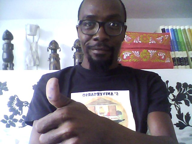 Relieved to hear that, after nine months of uncertainty, cartoonist Ramón Nsé Esono Ebalé has finally been allowed to leave his native #EquatorialGuinea.  #FreeNseRamon @pen_int