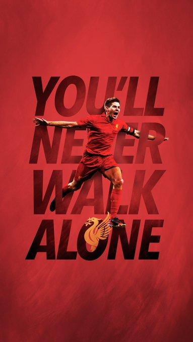 Happy birthday to legend Steven Gerrard.