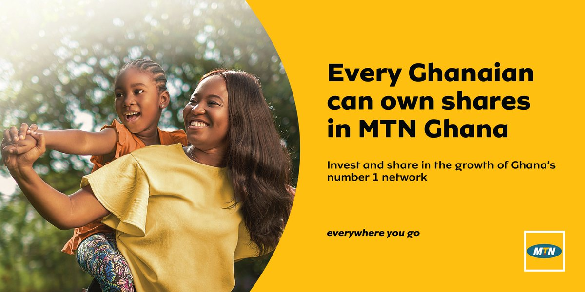 Image result for mtn ghana ipo