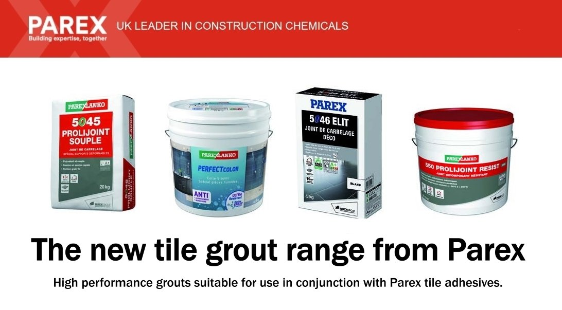 Have You Seen Our New Range Of Tile Grouts They Re Suitable For Use With Adhesive More Https Goo Gl C8pygk Grout Levelling Tiling